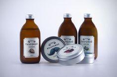 L'Occitane cosmetic package by Gergő Gilicze, via Behance