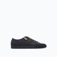 ZARA - SHOES & BAGS - SNEAKERS WITH ZIPS