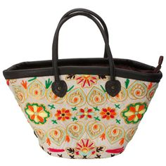 Bohemian Super Fine Wool Embroidery Corn Leather Bag Straw Bag