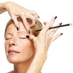 9 Makeup Rules For Women Over 40: Make over your makeup routine http://www.prevention.com/beauty/beauty/makeup-tricks-dark-circles-wrinkles-and-anti-aging?s=1&?adbid=10152777294376469&adbpl=fb&adbpr=87494991468&cid=socBe_20141027_34393027