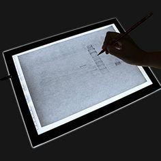 A4tavolo luminosa LED regolabile luminosità per disegno ... https://www.amazon.it/dp/B01IEYU0B2/ref=cm_sw_r_pi_dp_x_Oel.xb1YCP6DX