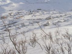 Alaska Unalaska  Aluetian Villiage