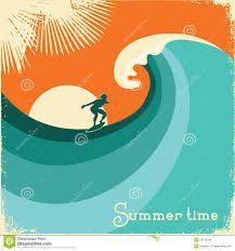 """Résultat de recherche d'images pour """"affiche vintage surf"""""""