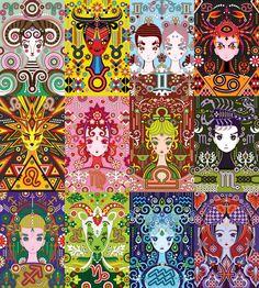 Zodiaco por Ramiro Torres - Zune Originals Zodiac