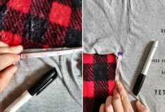 How to Cut a Shirt into a Tank Top - No Sewing Required - RELENTLESS FORWARD COMMOTION Diy Cut Shirts, Sewing Shirts, Old Shirts, Tie Dye Shirts, T Shirt Diy, No Sew Tank, Diy Tank, Shirt Cutting Tutorial, Shirt Into Tank Top