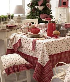 ♥ country chic christmas in Tuscany ♥