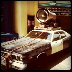 BluesCar #bluesbrothers #cinema #studios #film