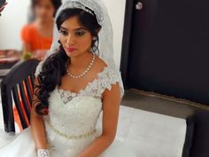 Indian Bridal Looks - The Christian Bridal Look