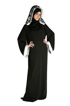 Black Abaya Online - Akhawat's Basically Black Abayas Collection