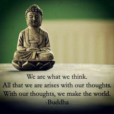 A Buddha meditation