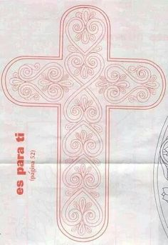 Soda Can Crafts, Metal Embossing, Tin Art, Church Banners, Border Pattern, 3d Cards, Cross Designs, Mosaic Patterns, Metal Jewelry