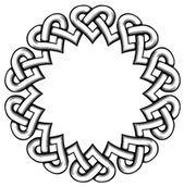Round Knot Tutorial - Making Round Knots with Word Art Celtic Border, Celtic Circle, Celtic Heart, Carving Designs, Stencil Designs, Applique Designs, Celtic Knot Designs, Bijoux Fil Aluminium, Celtic Tattoos