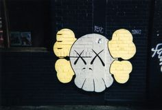 KAWS... on of ,my favorite artists