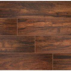 Wood Look Tile Floor, Wood Tile Floors, Bathroom Flooring, Laminate Flooring, Wood Look Tile Bathroom, Master Bathroom, Basement Flooring, Bathroom Colors, Porcelain Wood Tile
