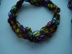 Crochet Handmade Jewelry - http://videos.silverjewelry.be/sets/crochet-handmade-jewelry/