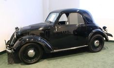 1937 Fiat 500A Topolino by Dante Giacosa