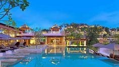 Westin Siray Bay Resort and Spa in Phuket, Thailand.