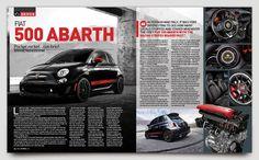 PRN Motorsport Magazine: Spring 2012 by Patrick Beltijar, via Behance