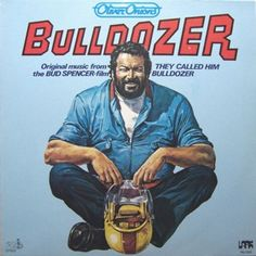 LP12 - Oliver Onions - Bulldozer - Bud Spencer / Terence Hill - Datenbank