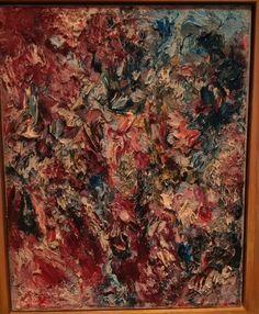 Wolfgang Paalen Composición de colores, 1959 Óleo sobre tela