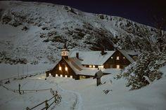 Samotnia noca - Mountain hut  in Karkonosze, Poland- Wikipedia, the free encyclopedia