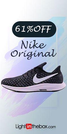 hot sale online ec8a5 646ee Nike Original Authentic Zoom Pegasus 35 Mens Running Shoes Breathable Sport  Outdoor Sneakers Laufschuhe Für Männer