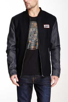 WeSC Mell Wool Blend Jacket