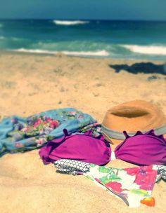 Uma das melhores coisas do mundo, sol praia e um lindo Bikini, espreite o nosso álbum no Facebook