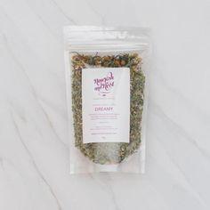 'Dreamy' Organic Herbal Tisane