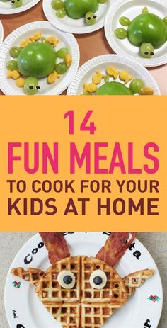 From preferring sweets and snacks over vegetables, to playing around with food – children can be the pickiest eaters. Creating a kids' menu that's nutritious and appealing takes lots of imagination and many hours in the kitchen. Do you feel like you're out of ideas for interesting meals? Do family dinners seem more and more like a losing battle? Then this list will be perfect for you! Here you'll find fun and creative recipes that your little ones will simply adore. What's best,  they won't…