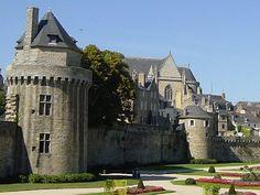 Vannes, Brittany