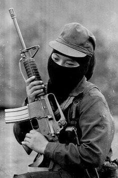 1994 Zapatista Woman