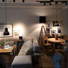 照明/無印良品/IKEA/My Shelfのインテリア実例 - 2015-06-28 01:24:35 | RoomClip(ルームクリップ)