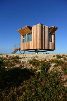 #architecture : OH!SOM ARCHITECTES — Vigie de détection des feux de forêt