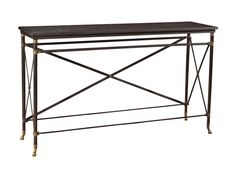Reuil Console 160  Contemporary, Metal, Console Table by Alfonso Marina