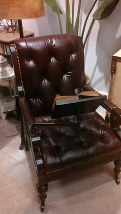 Love this reading chair!