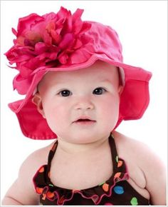 The cutest Easter bonnets and hats for kids!