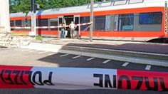 Swiss train attack: Man sets fire, kills passenger - CNN.com