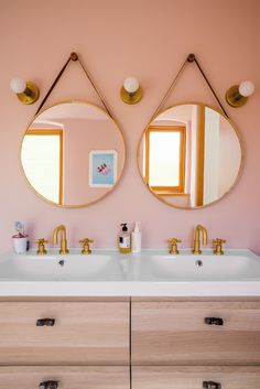 Zona de AGUAS Wall Colors, Colours, Decoracion Vintage Chic, Bathroom Goals, Sweet Home, Interior Design, Mirror, Furniture, Home Decor