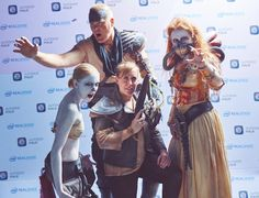 Genderbent Mad Max Cosplay: Man, I Really Love This Family