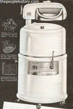 1958 Semi-Automatic Washer
