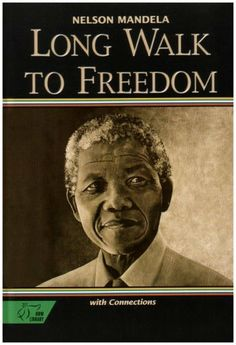 Long Walk to Freedom: With Connections (HRW Library) by Nelson Mandela, http://www.amazon.com/dp/0030565812/ref=cm_sw_r_pi_dp_E99Wrb0343452