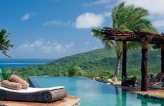 The Coolest Places to Put your Yoga Mat: Laucala Island