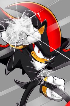 Shadow from Sonic X