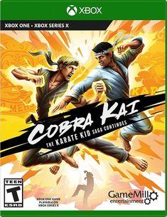 The Karate Kid, Karate Kid Cobra Kai, Miyagi, Xbox One Games, Ps4 Games, Cobra Kai Shirt, Cobra Kai Dojo, Miguel Diaz, Beat Em Up