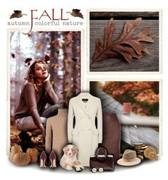 """""""Autumn Colors"""" by stylebyrachelle ❤ liked on Polyvore featuring Alexander McQueen, MaxMara, Weekend Max Mara, Thom Browne, Gianvito Rossi, Jennifer Meyer Jewelry and rag & bone"""