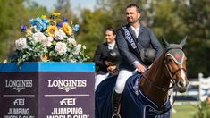 There was action on both sides of the Atlantic in a busy weekend of Longines FEI Jumping World Cup™ action. League Table, Great Run, Fourth World, Like A Cat, American League, Olympic Games, Dressage, World Cup, Victorious