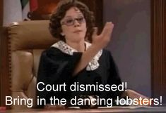 """The Honorable Judge Trudy 