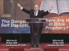 John Hagee - The Coming New World Order (Part 2 of 3)