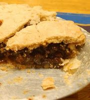 recipes -- cooking us: Old Fashioned Raisin Pie